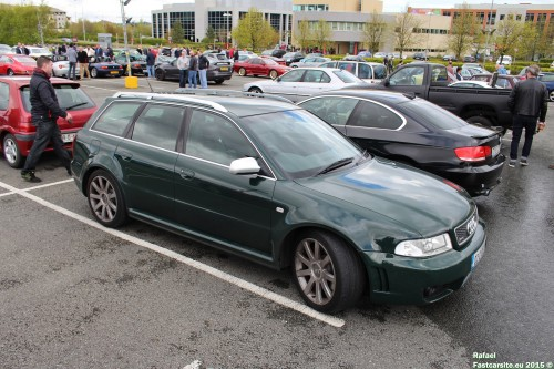 Audi RS4 B5 Avant 9