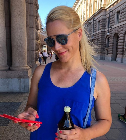 Judith Rakers Stockholm 001